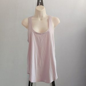 Lululemon Light Dusty Pink Racer Back Tank Size 4